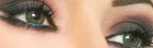 каре-зеленые глаза фото