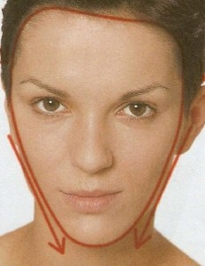 макияж по типу лица