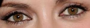 ореховые глаза фото