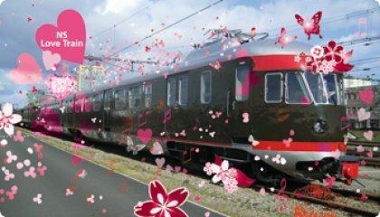 роман в поезде