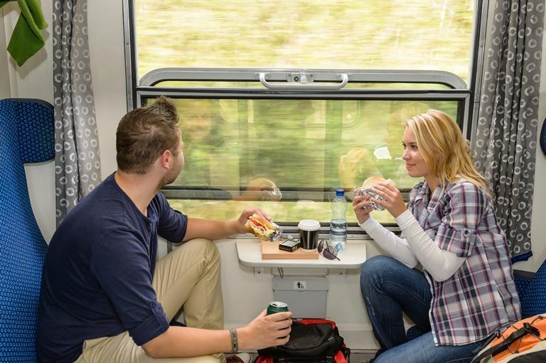 как встретить любовь в поезде