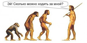 """Тест  """"Произошли ли Вы от обезьяны?"""""""