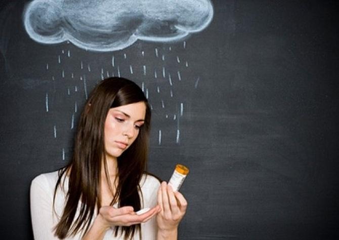 Влияние погоды и головокружение