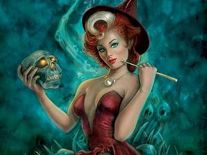 мистический тест ведьма ли вы