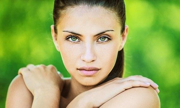 что означают зеленые глаза